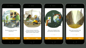 StoryCorps-app-screens