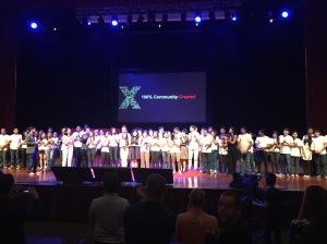 TEDxSG-100community