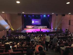 TEDxSG-SettlingIn
