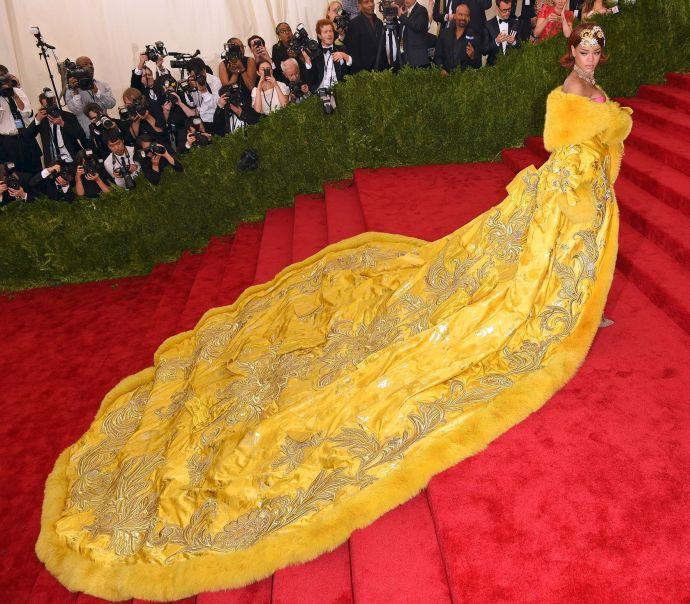 rihanna-guo-yellow-dress