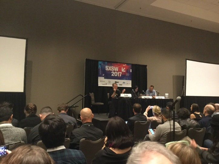 SXSW2017-Five use cases Defining VR and Mixed Reality
