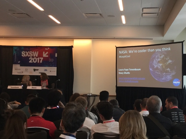 SXSW2017-NASA cooler than you think