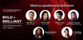 TEDxSG-Women-Speakers