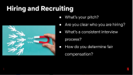 BruceWang-Hiring and Recruiting