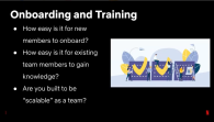 BruceWang-Onboarding and Training